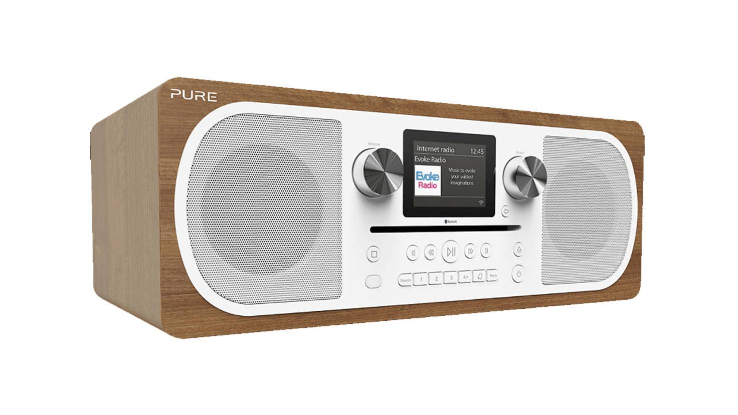 Pure Evoke C-F 6 Internetradio