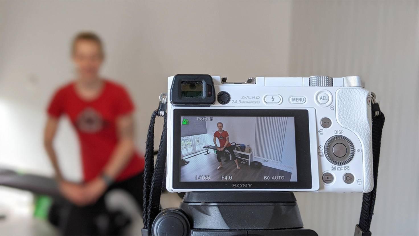 Video schneiden kostenlos setup filmen sony alpha 6000 3