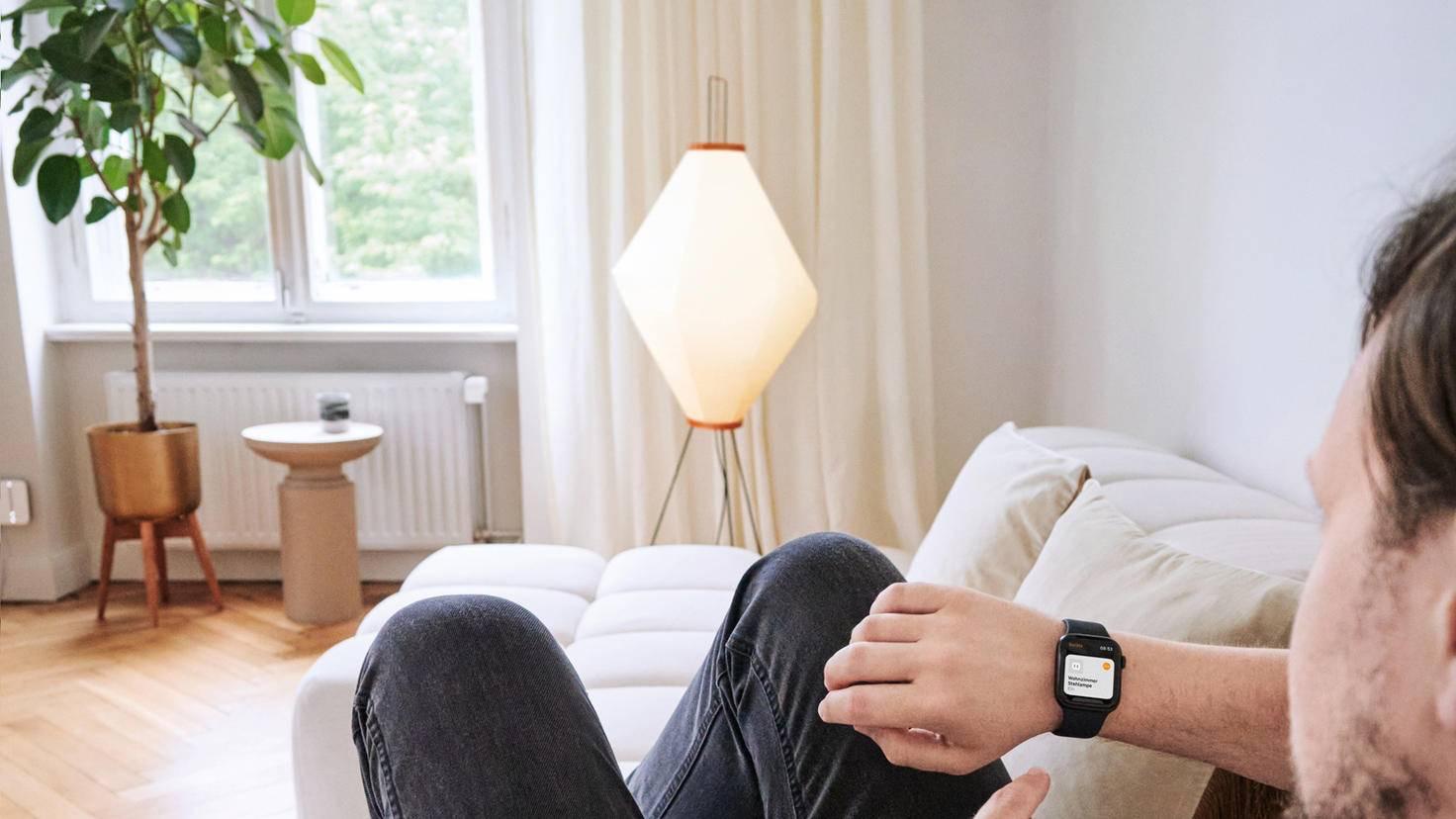 bosch smart home homekit apple watch