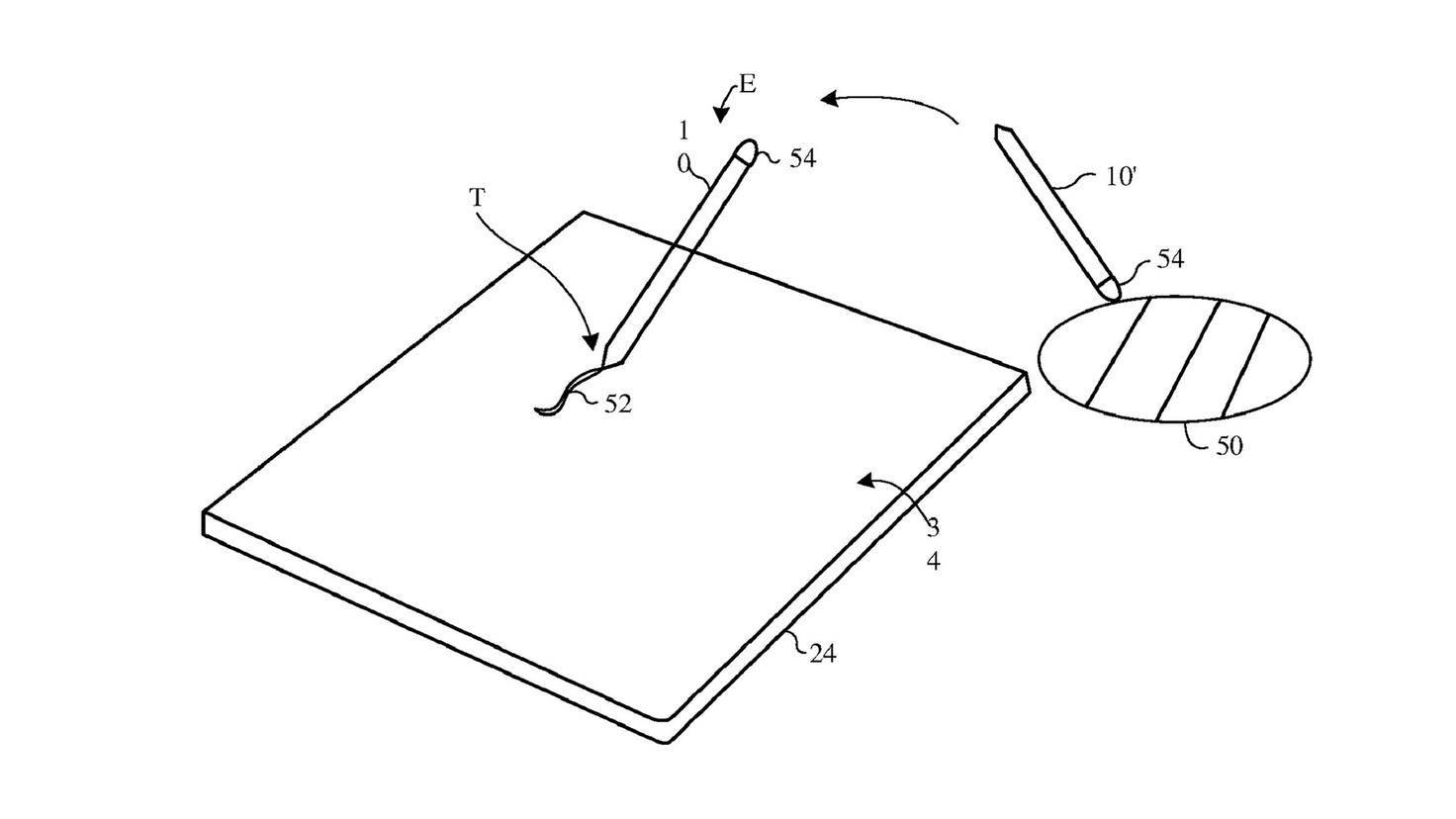 pencil-patent