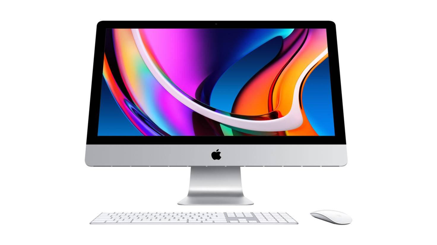 Apple iMac 27 Zoll 2020 Update