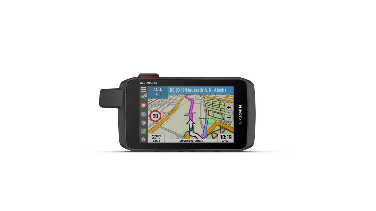 Garmin Montana 700i Outdoor-Navigationsgerät navigation