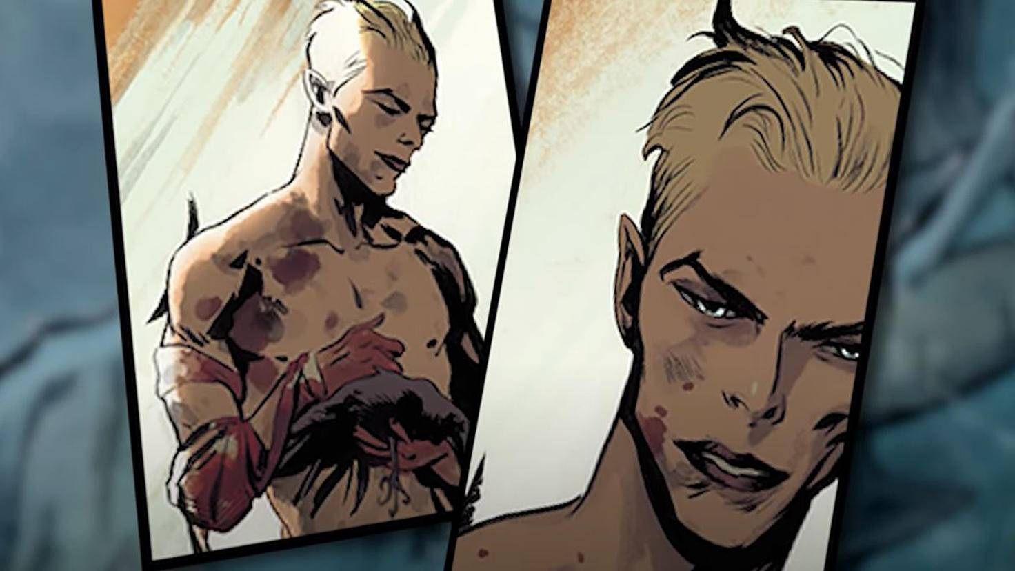 Lucifer aus Dan Watters' Sandman Universe Comics
