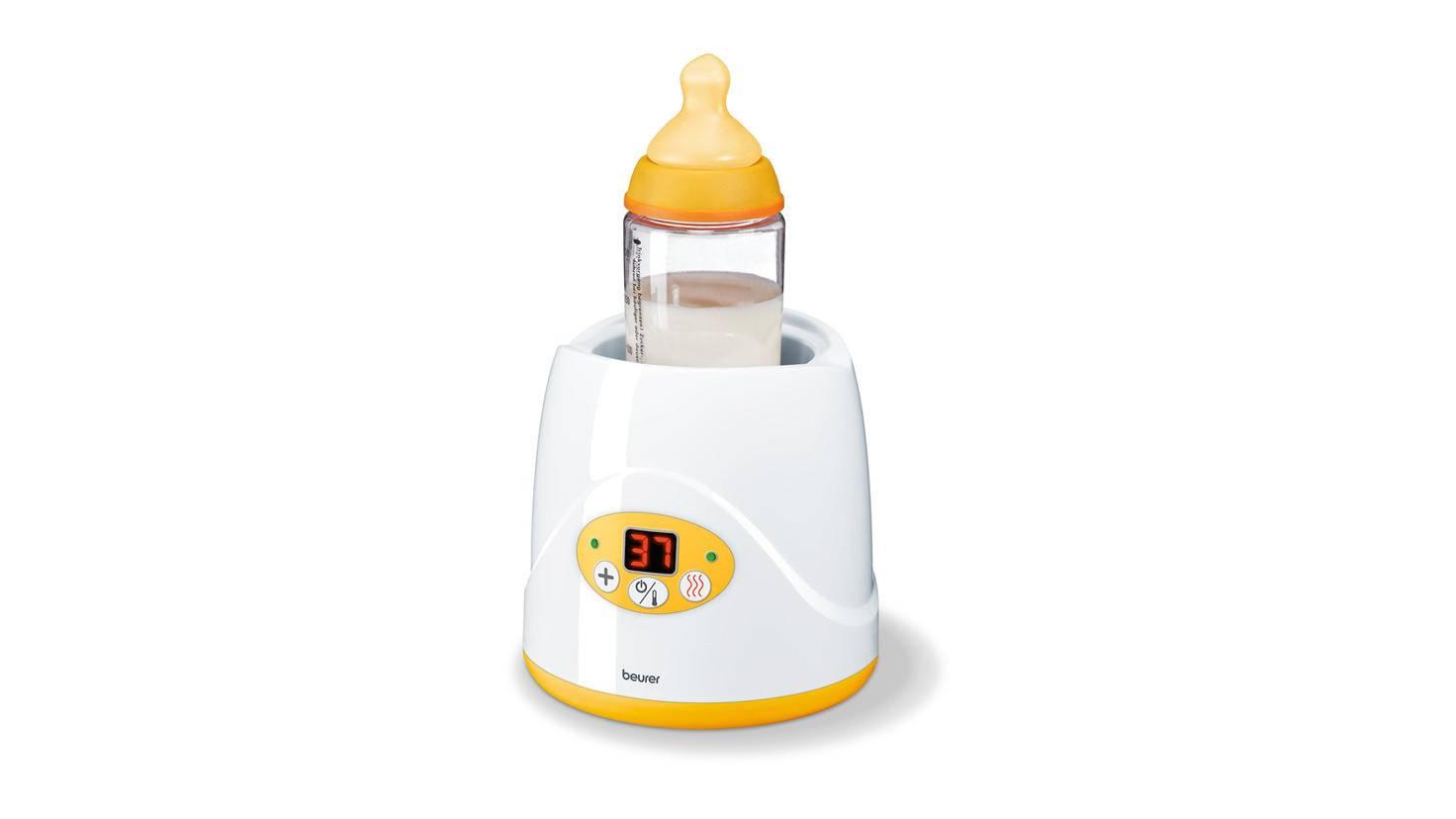 babyflaschenwärmer beurer