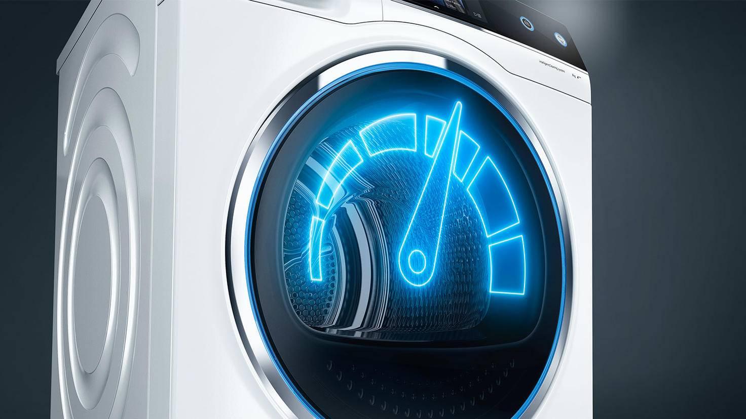 Siemens iQ 700 Kurzwaschprogramm