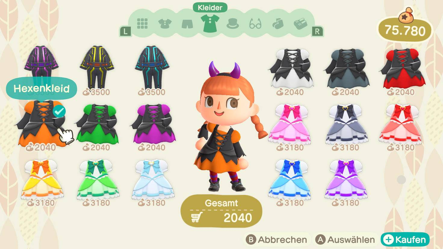Animal Crossing New Horizons Halloween Update