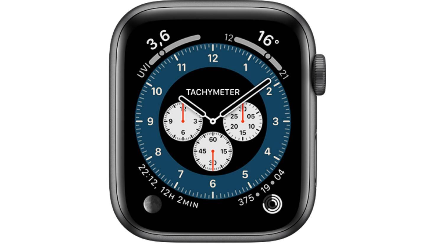 Apple Watch Chronograph Pro