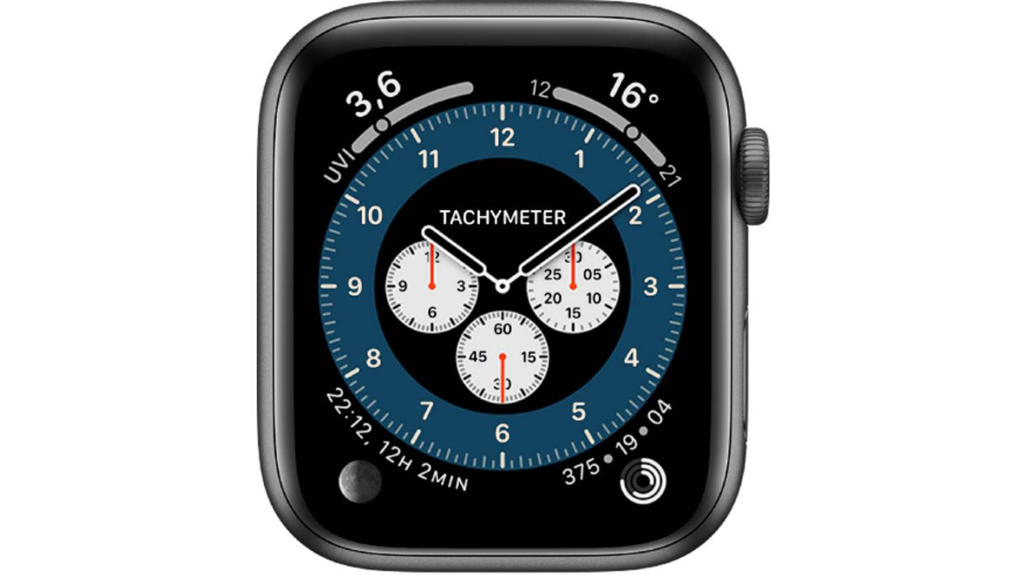 Apple Watch Chronograph Pro