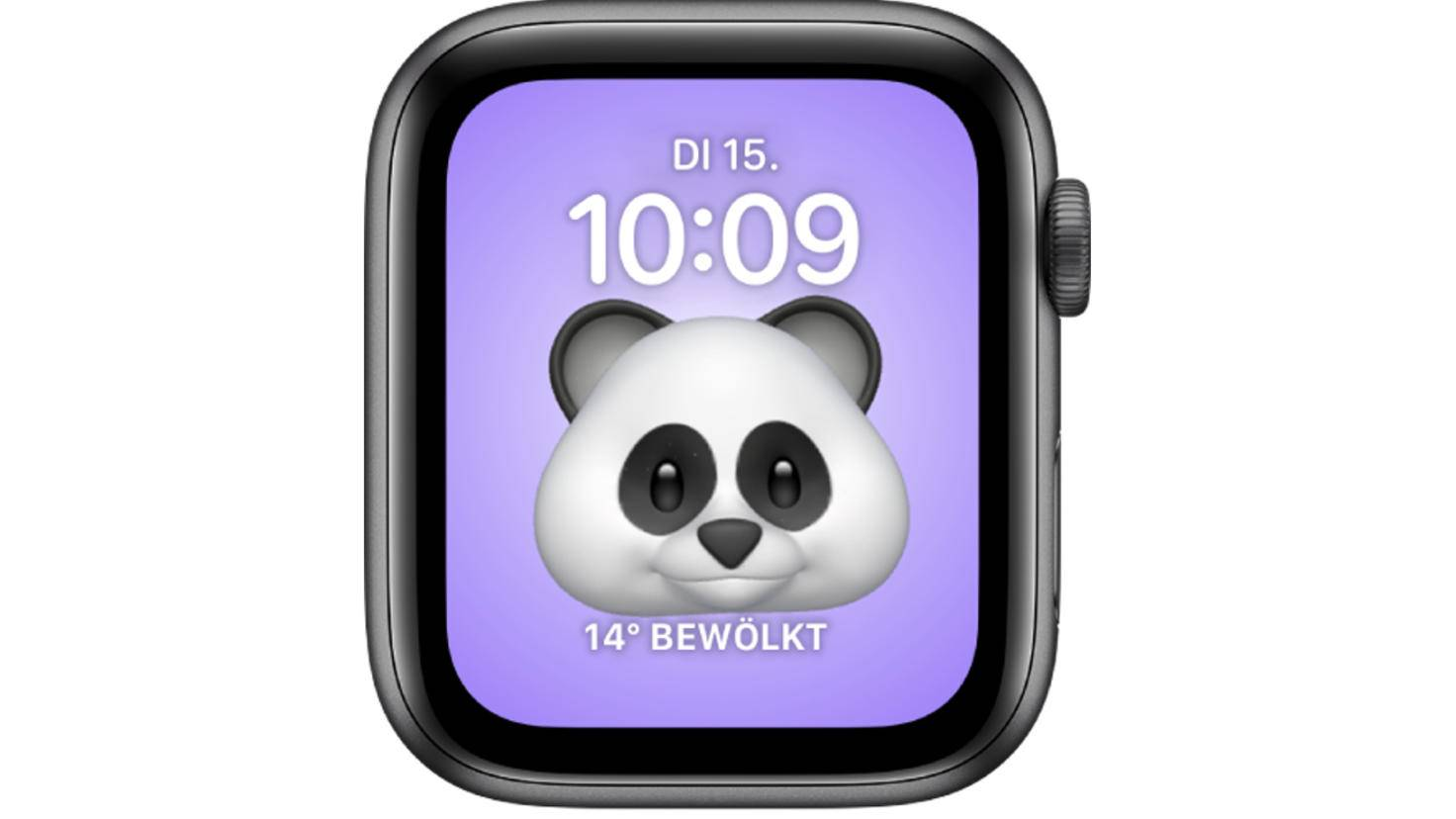 Apple Watch Memoji