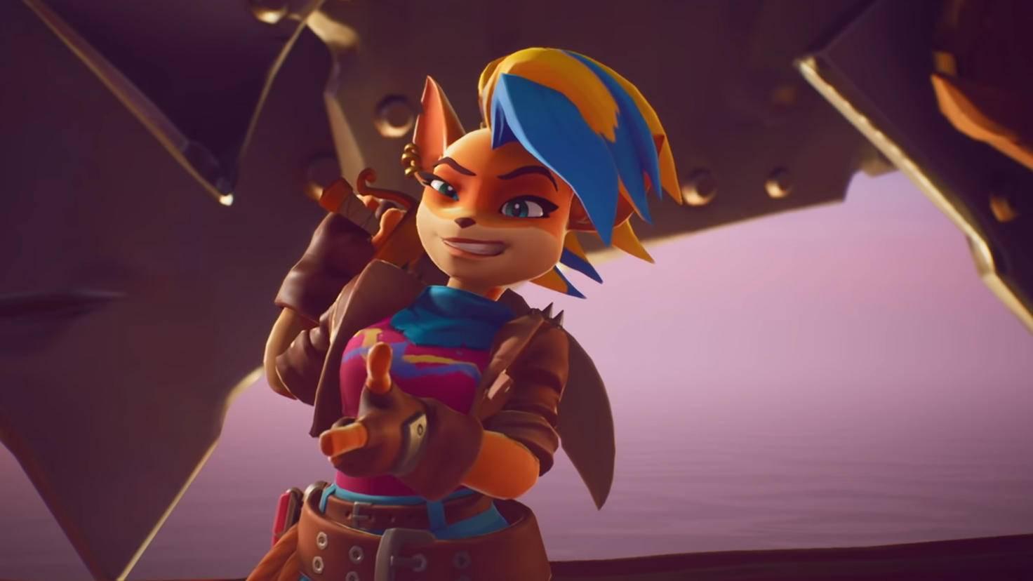 Crash Bandicoot 4 Tawna