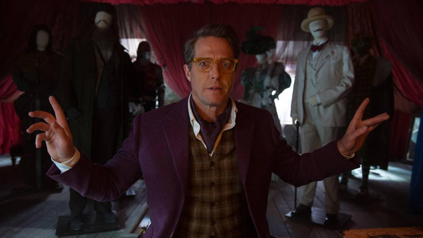Paddington 2 Hugh Grant