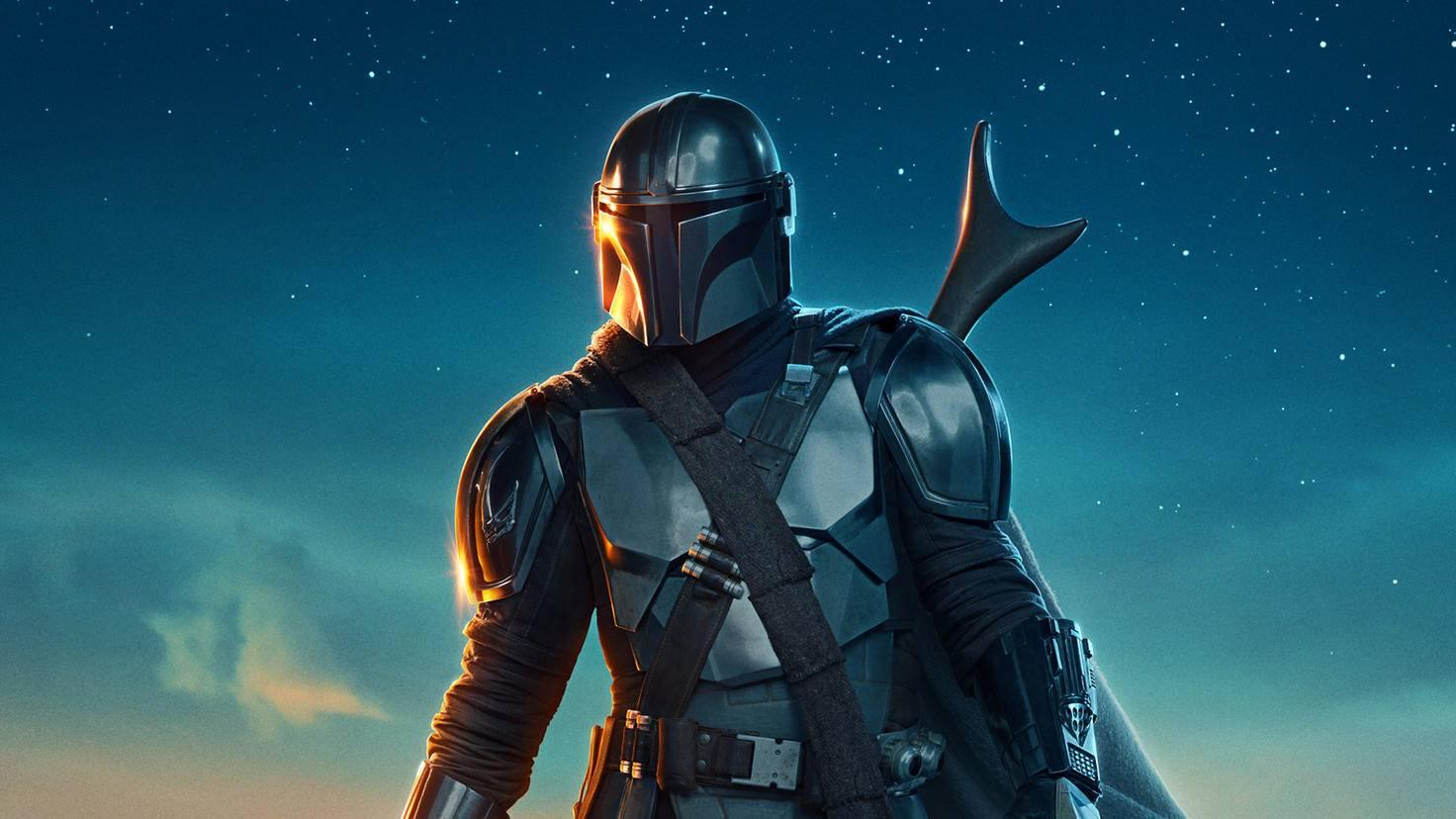 The Mandalorian Staffel 2 Poster