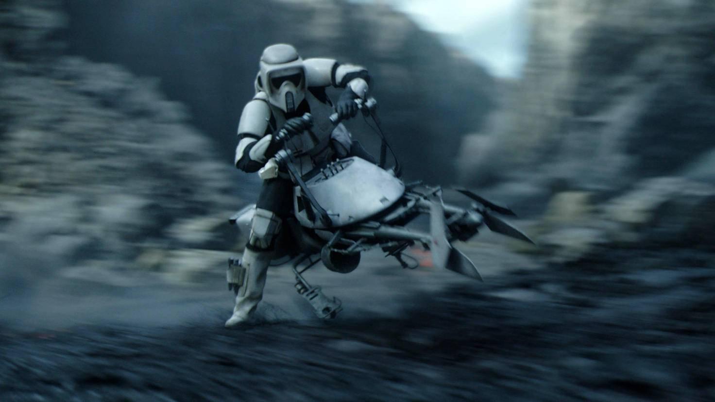 The Mandalorian Staffel 2 Stormtrooper