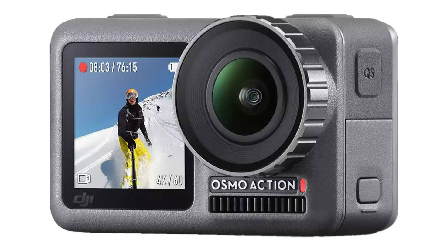 DJI Osmo Action Action-Cam