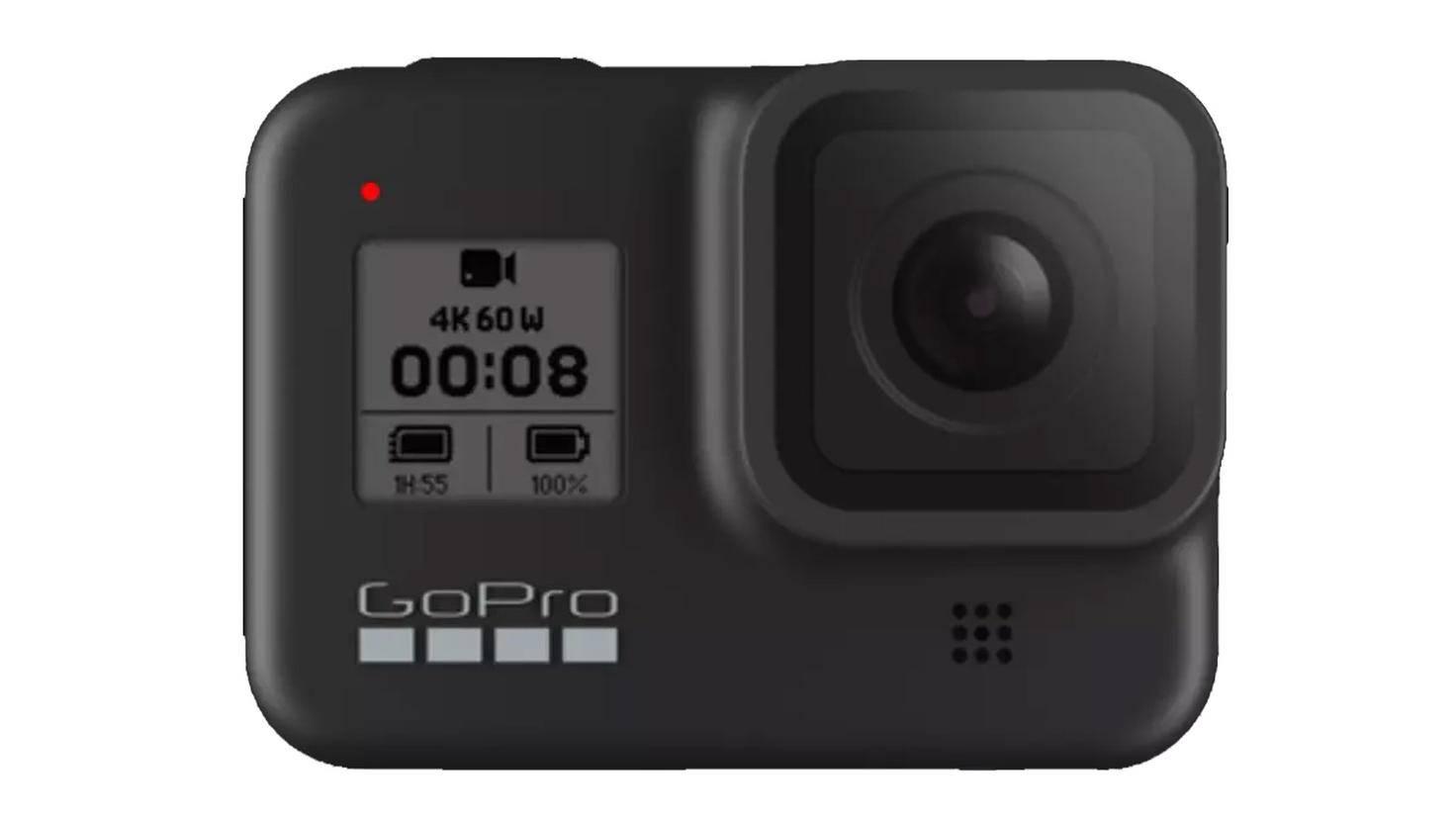 GoPro HERO8 Black Action-Cam