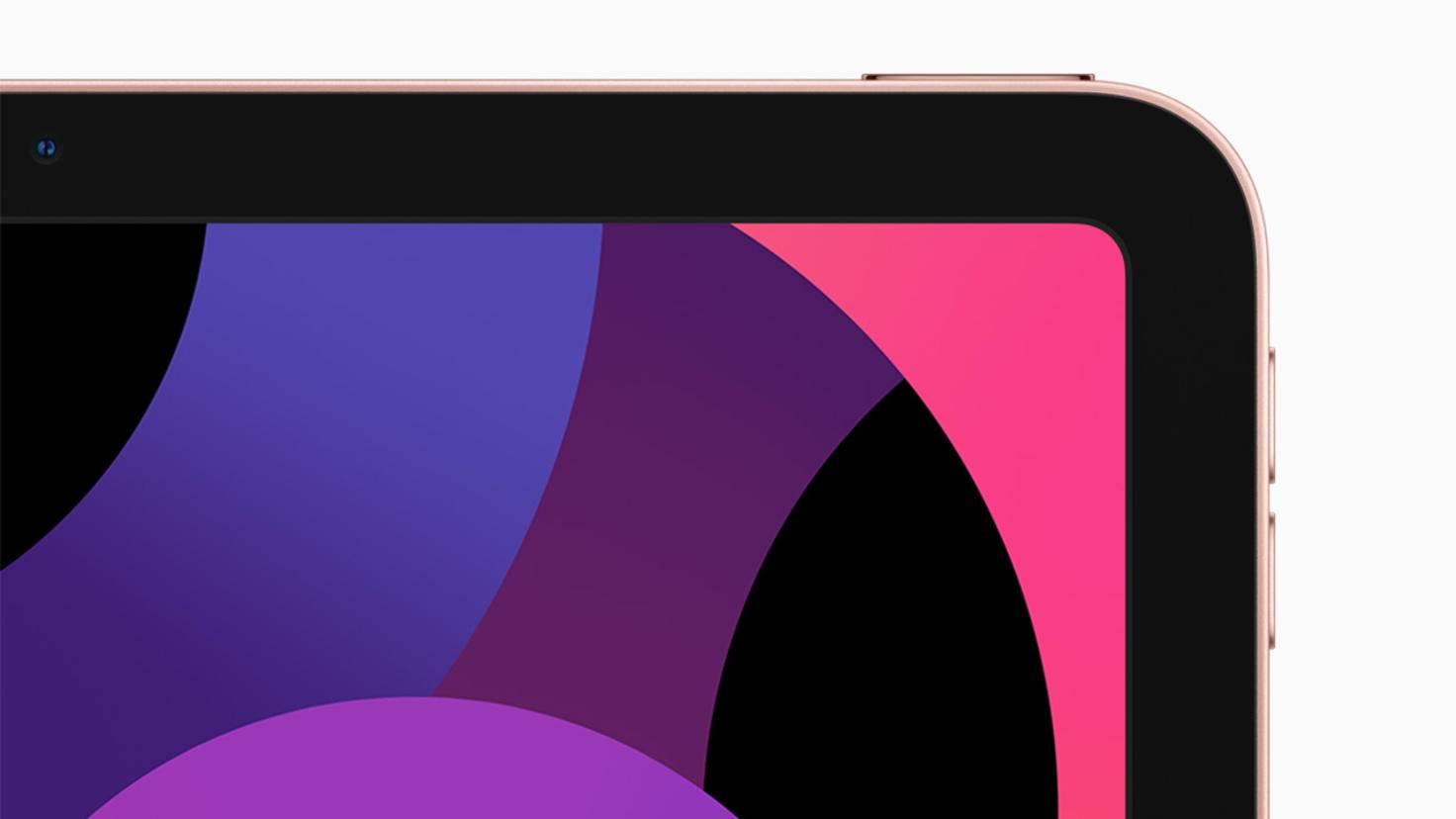 iPad Air 4 Power-Button