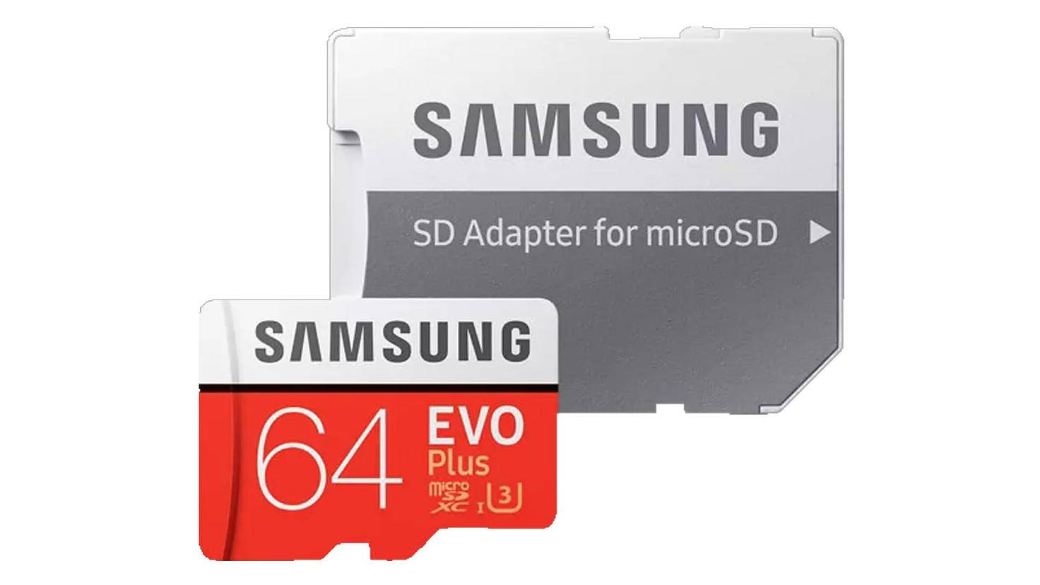 Micro-SDXC Speicherkarte Samsung Evo Plus