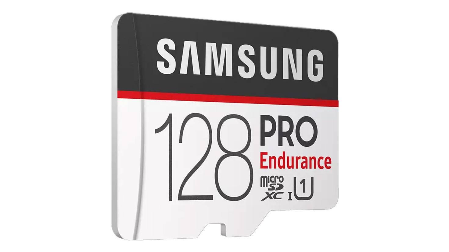 Samsung PRO Endurance Micro-SDXC