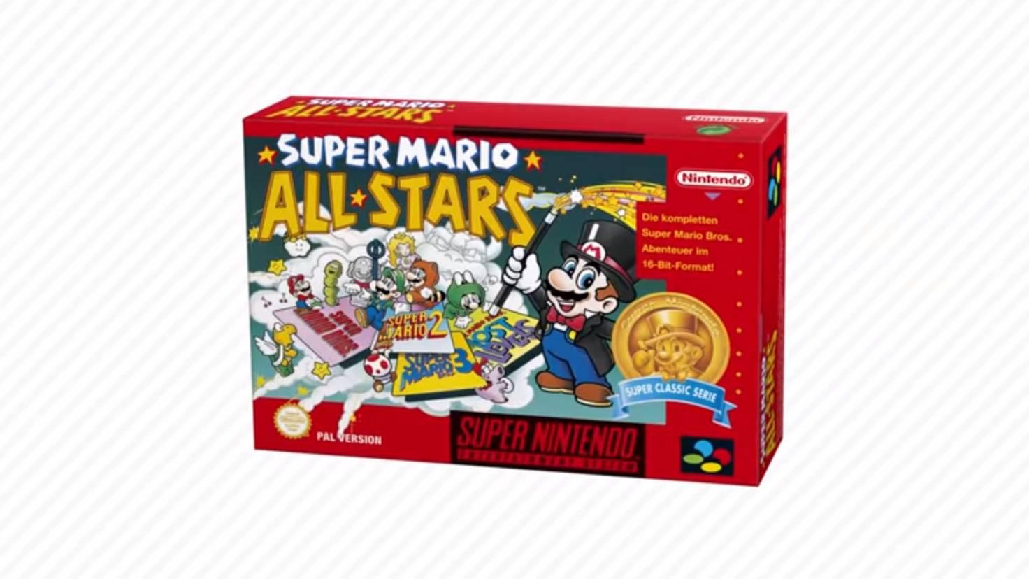 super-mario-all-stars-remake