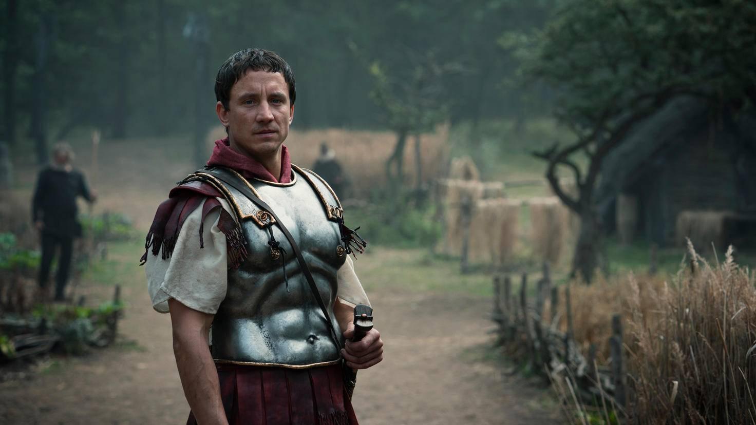 Barbaren Laurence Rupp als Arminius