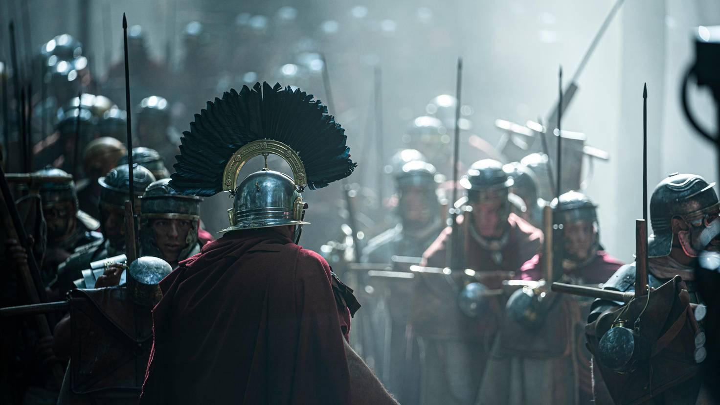 Barbaren Römisches Heer