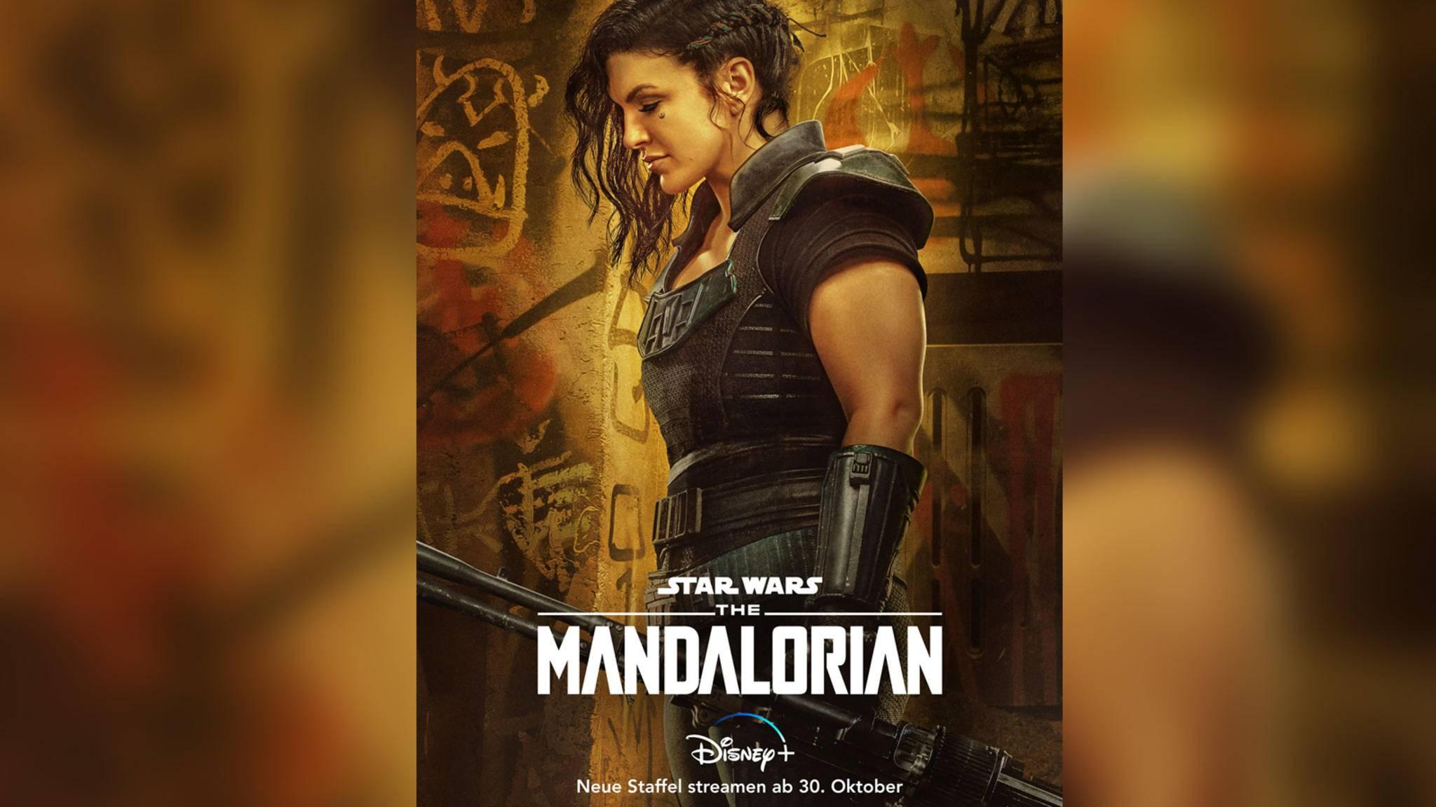 The Mandalorian S02 Cara Dune
