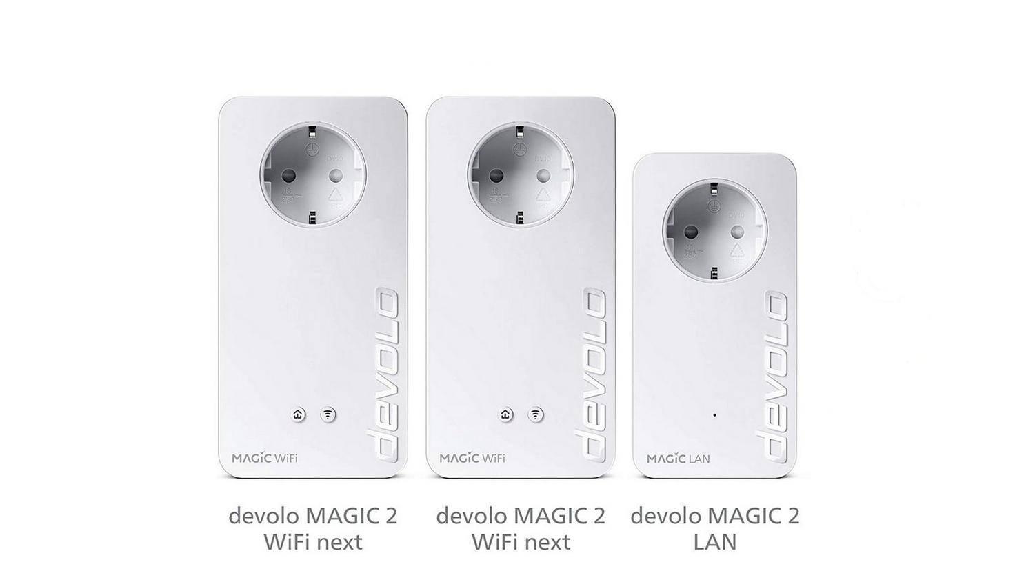 Devolo-Magic-2-Produktumfang