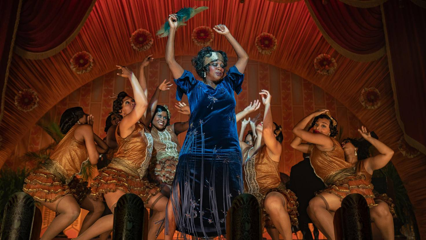 Ma Rainey's Black Bottom Viola Davis als Ma Rainey