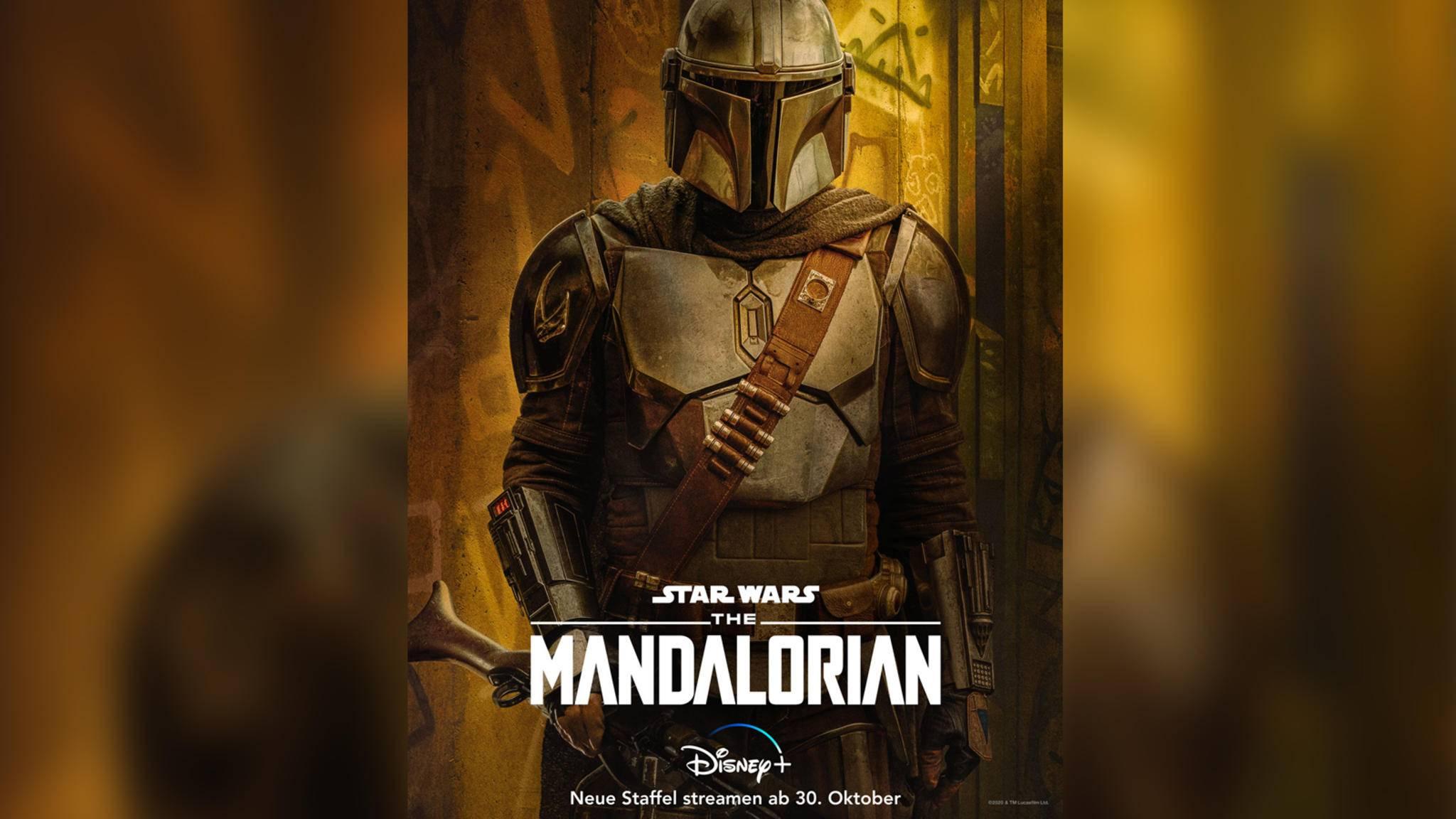 The Mandalorian S02 Mando