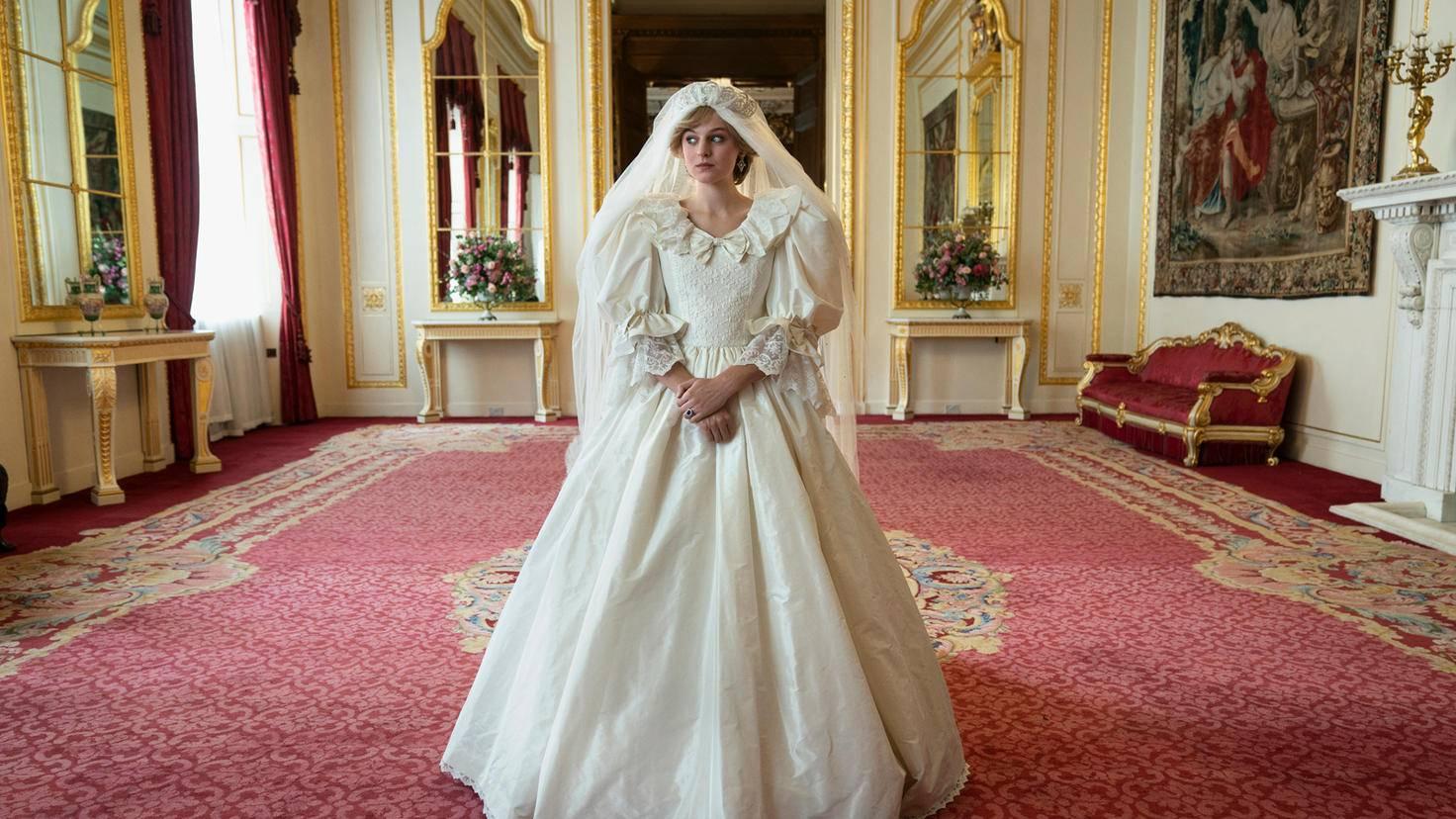 The Crown S4 Prinzessin Diana Emma Corrin