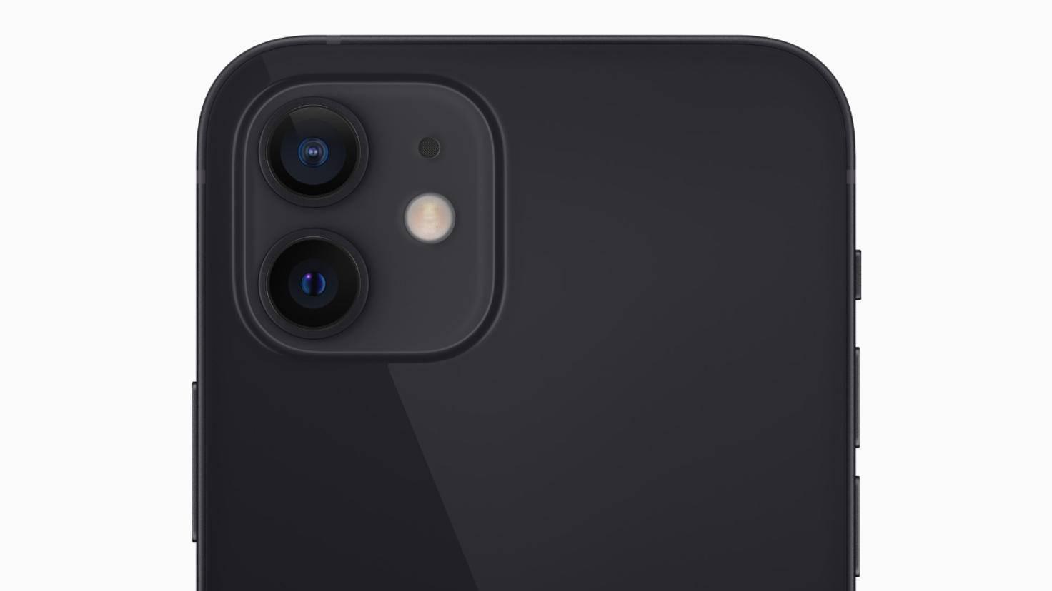 iPhone 12 Dual-Kamera