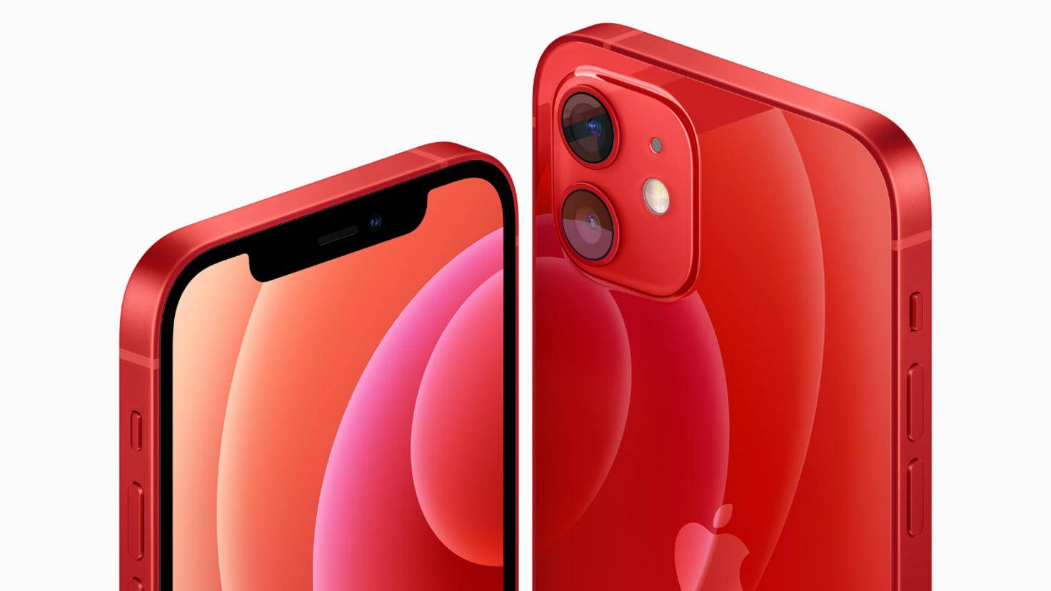 iPhone 12 Rot