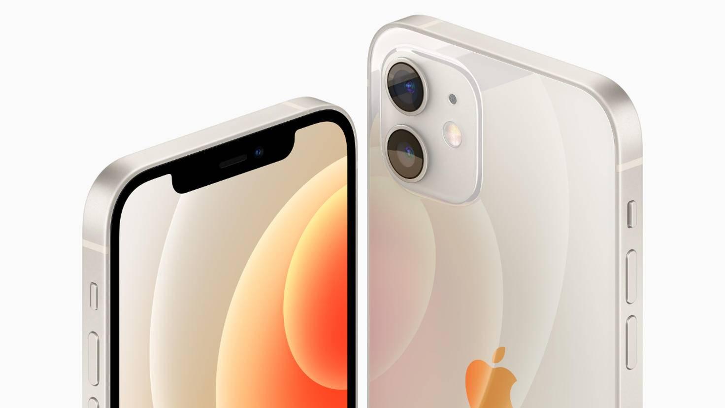iPhone 12 Weiß