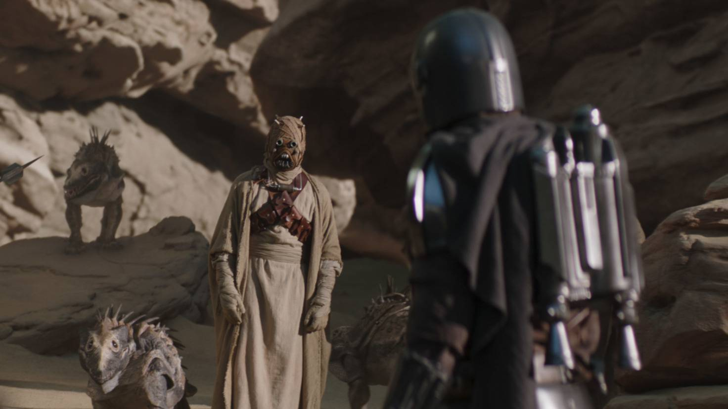 the mandalorian staffel 2 tusken