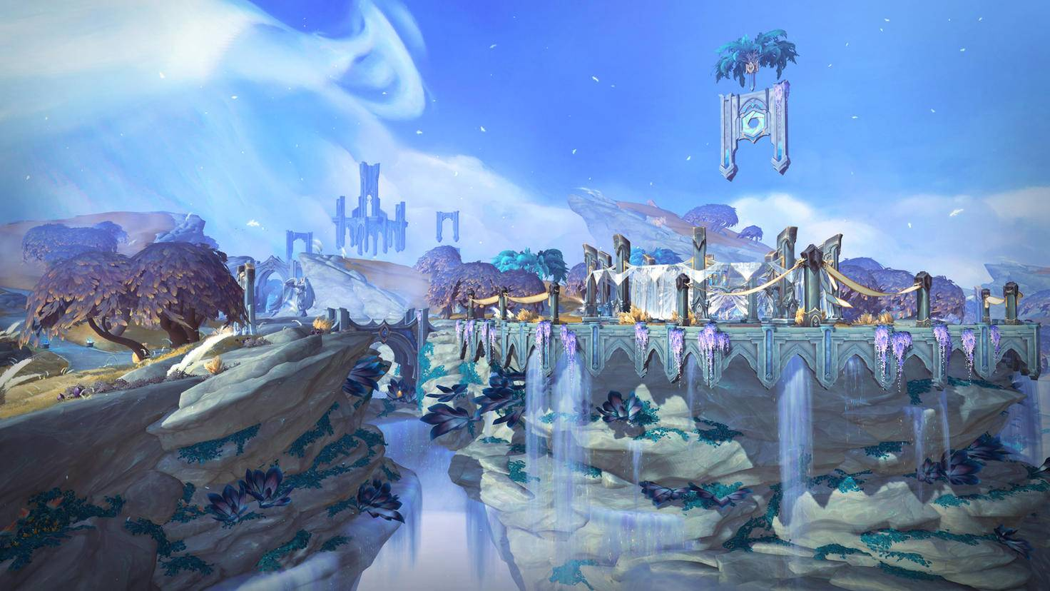 World of Warcraft Shadowlands Bastion