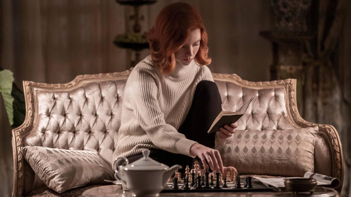 Das Damengambit Anya Taylor-Joy als Beth Harmon