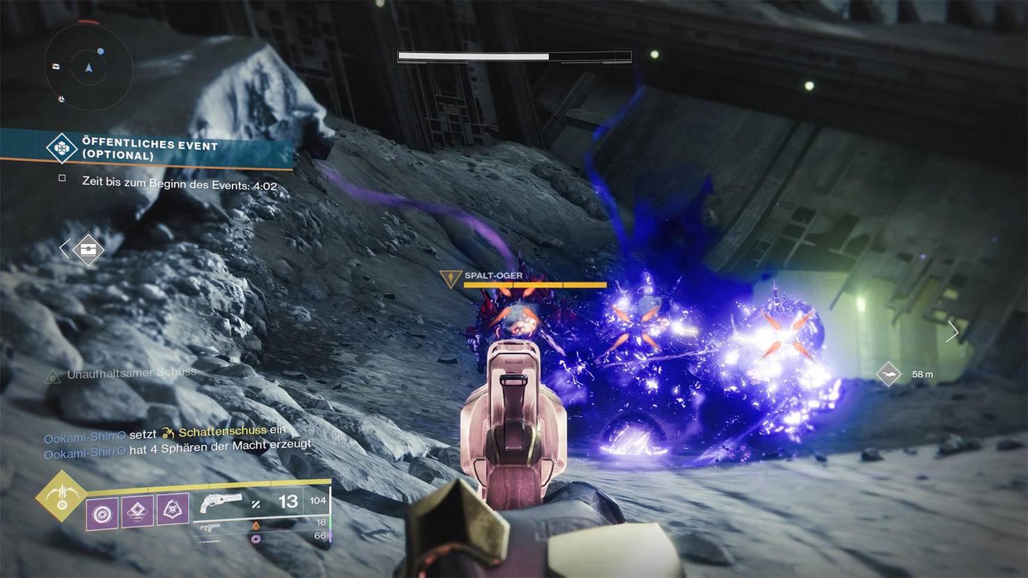 Destiny 2 Spaltoger