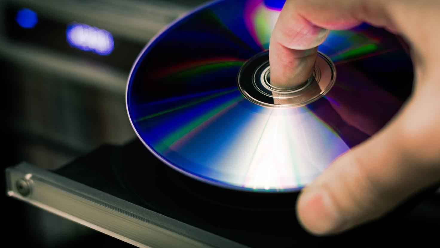Verschmutze CDs und Laufwerke reinigen – so geht's.