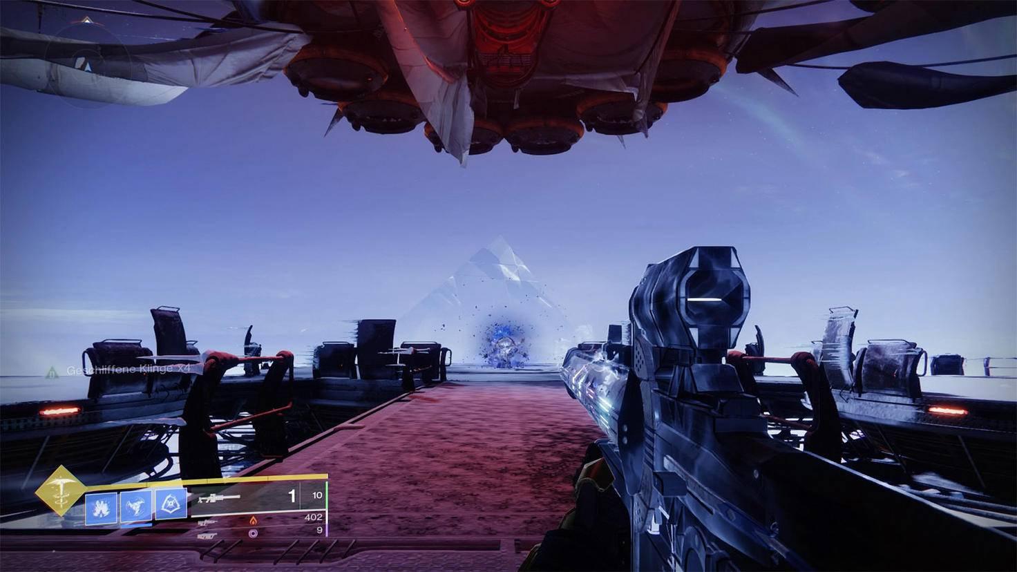 Destiny 2 Kidris Jagd