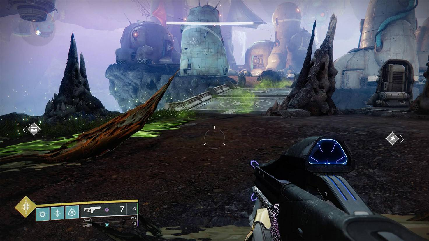 Destiny 2 Zorngeborenen-Jagd