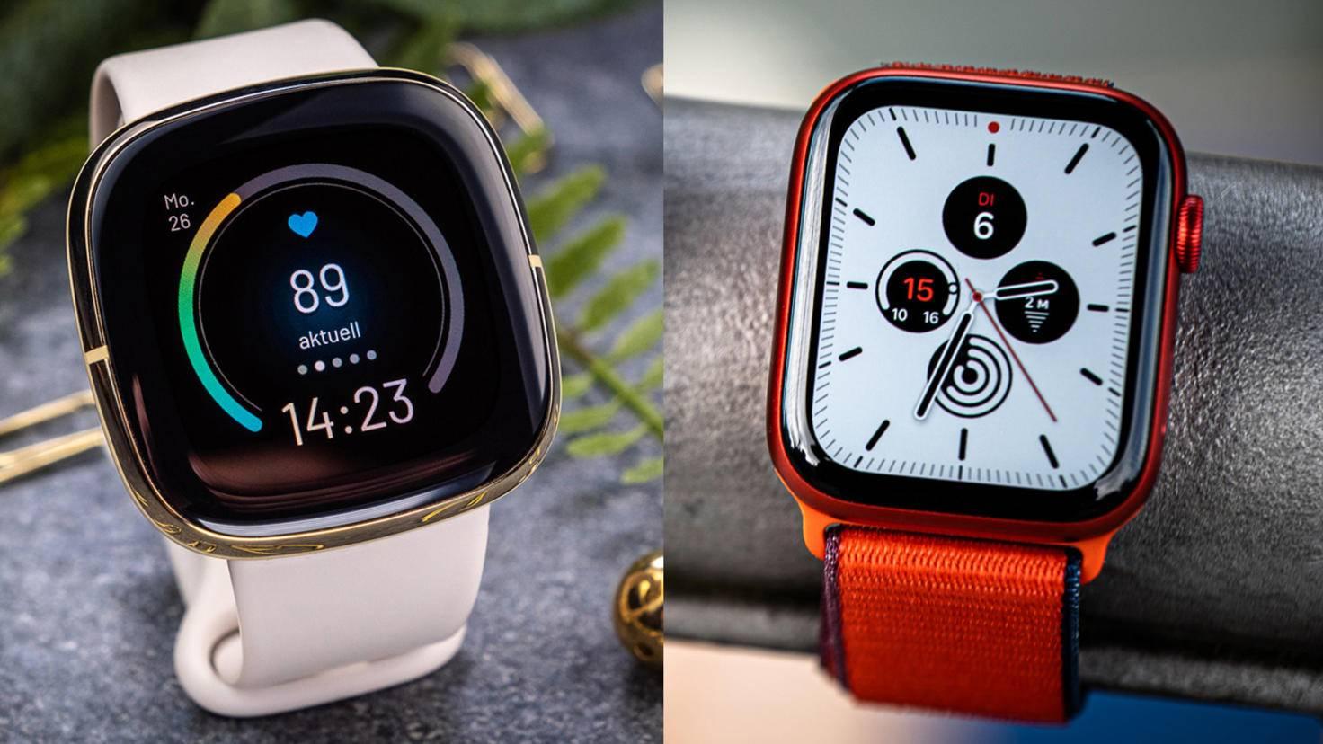 fitbit-sense-vs-apple-watch-vergleich-1