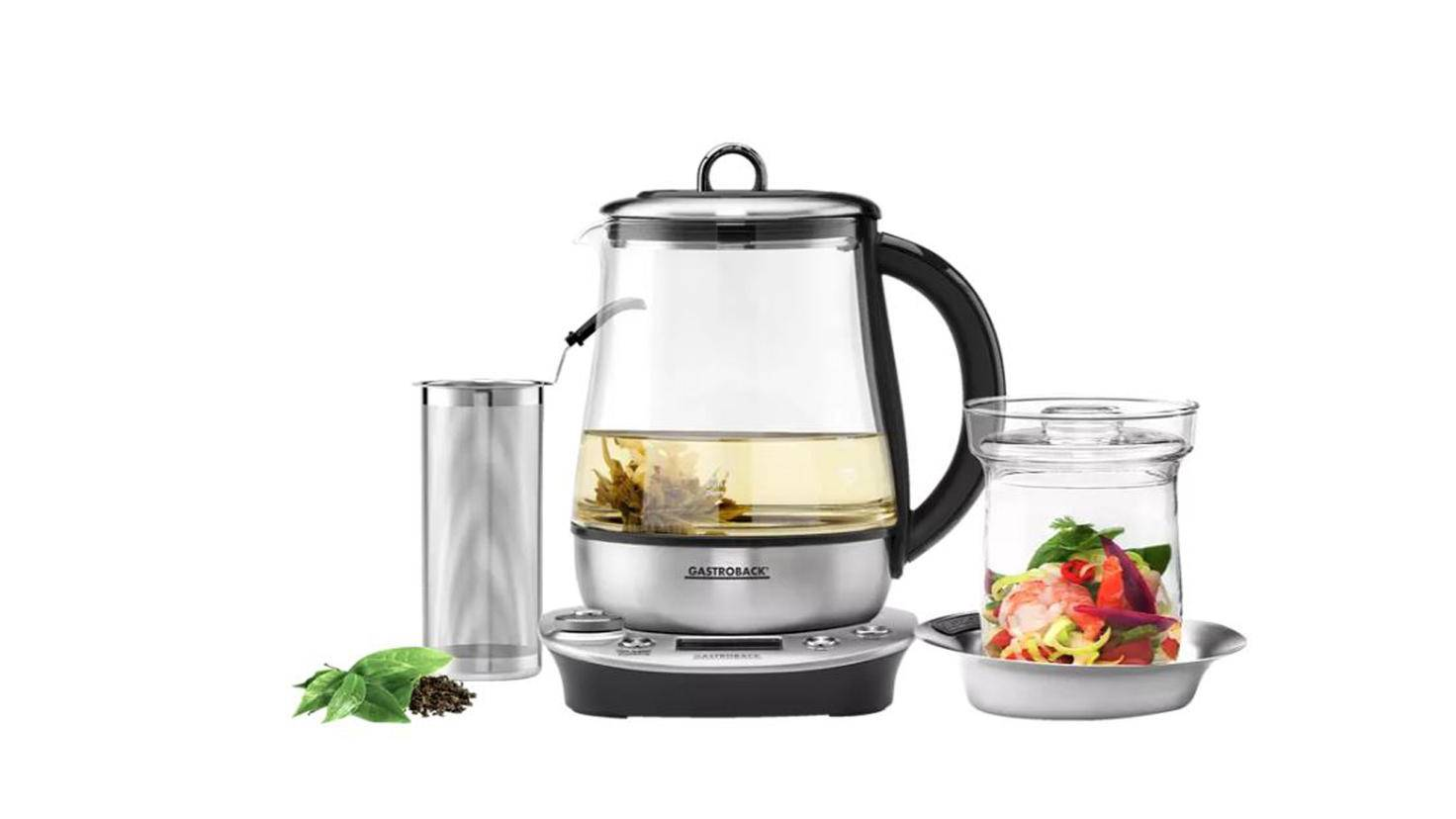 Gastroback 42438 Design Tea & MoreAdvanced Teekocher