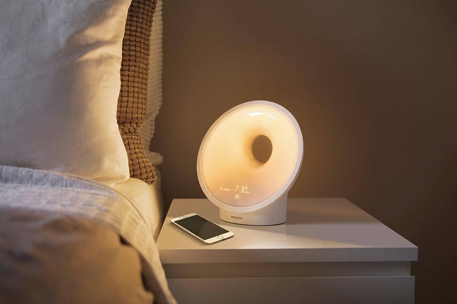 Philips Connected Sleep & Wake Up Light