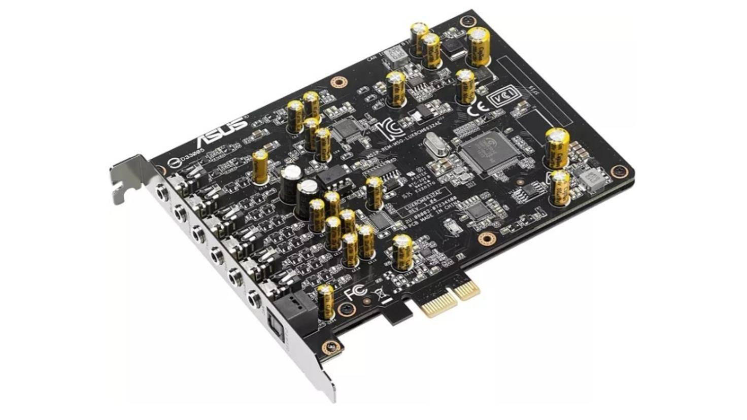 Asus-Xoar-AE-Soundkarte