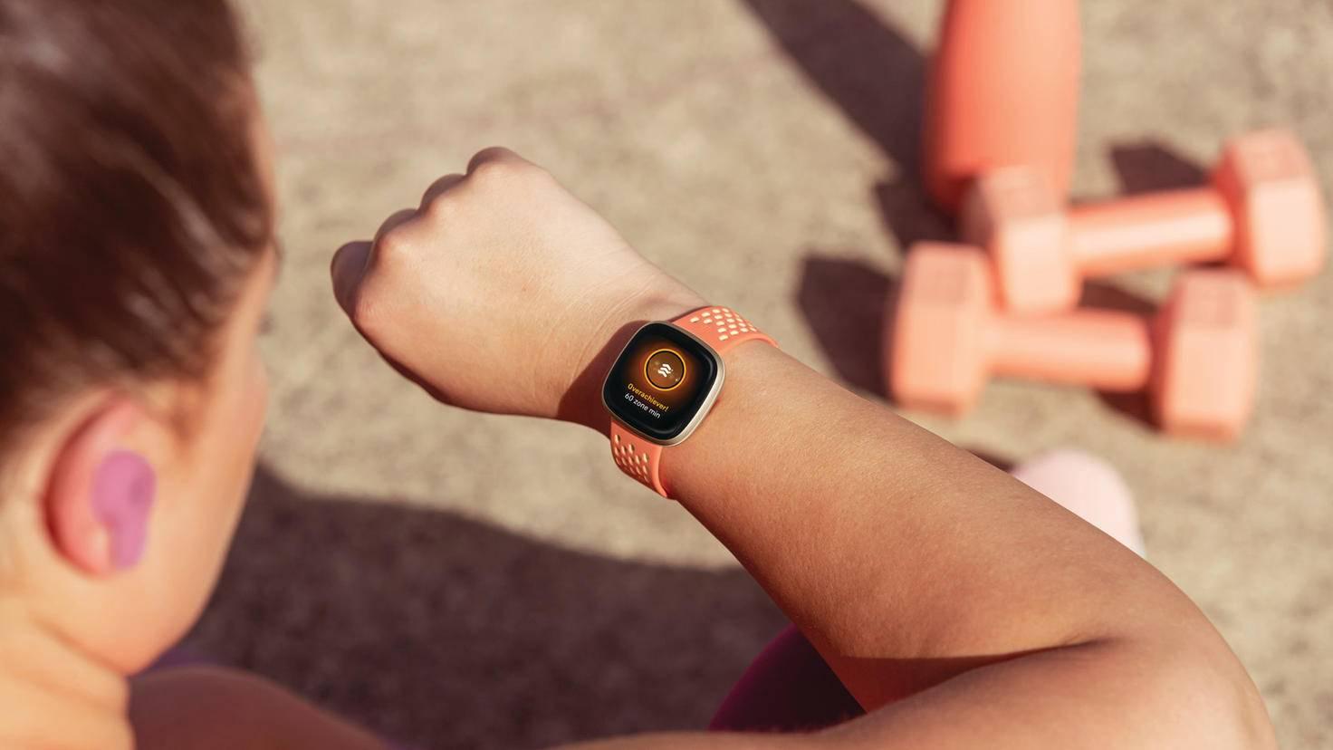 Fitbit Versa 3 Workout Lifestyle