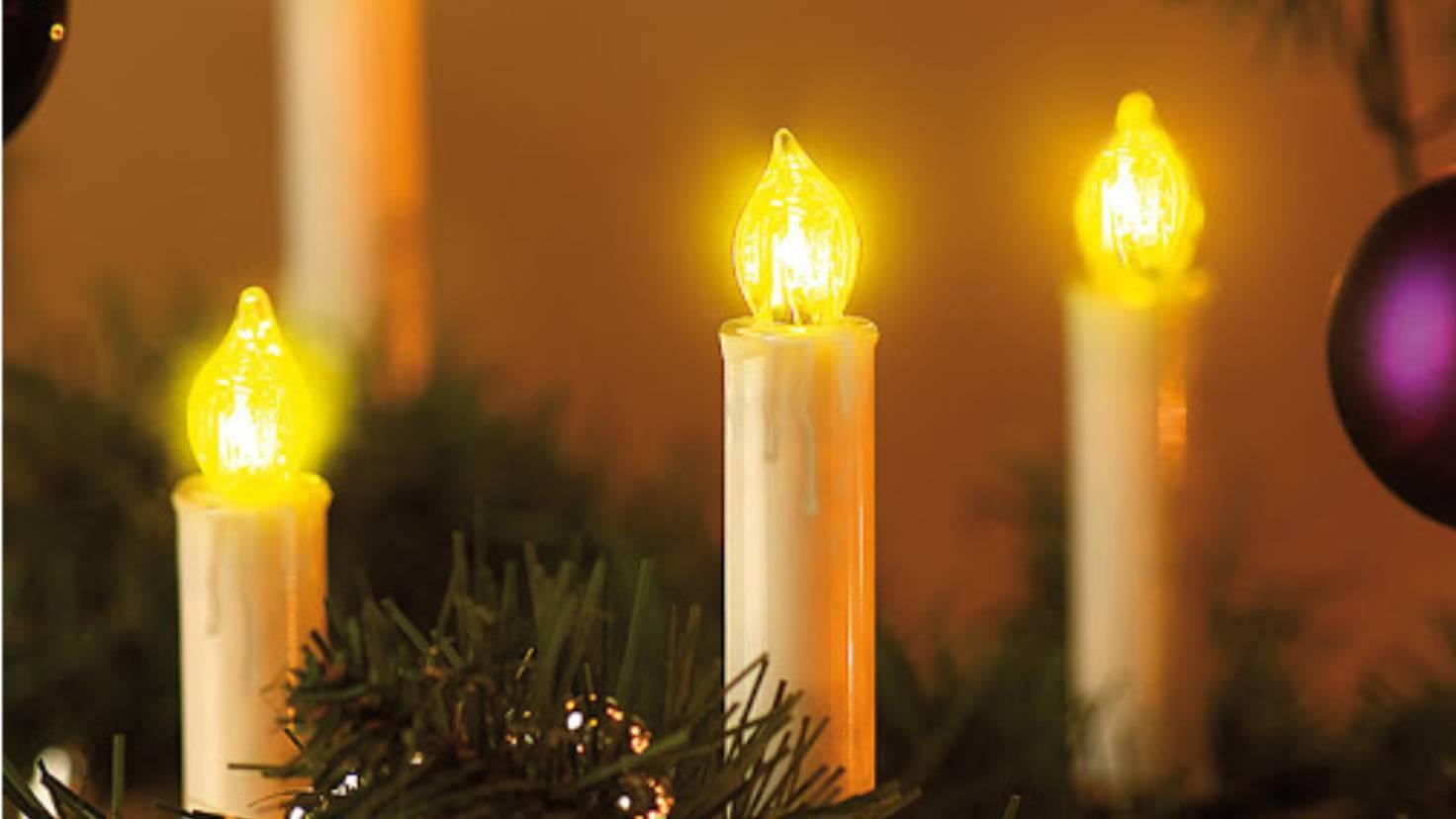 Lunartec Kerzen