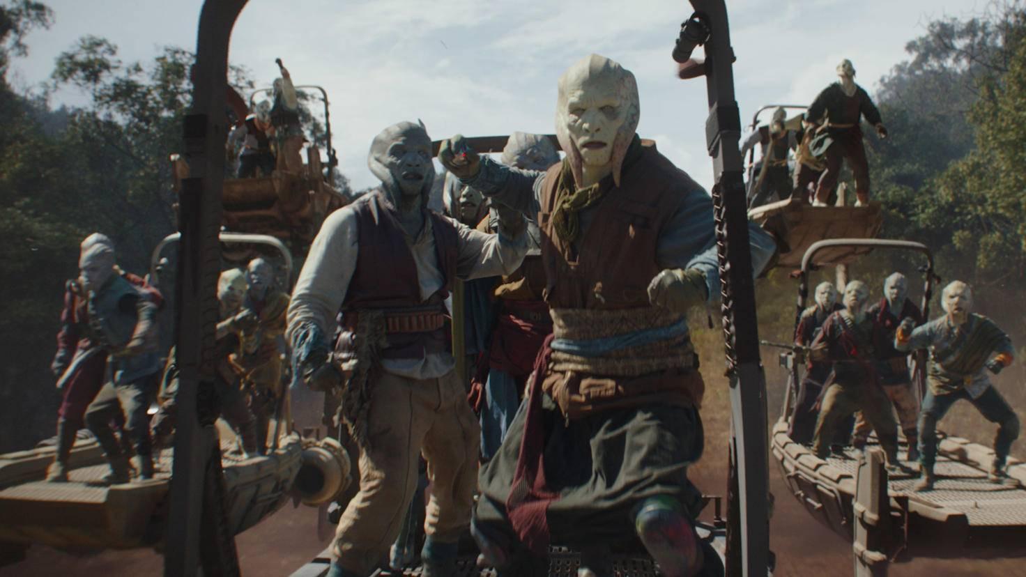 Mandalorian S02E07 Piraten