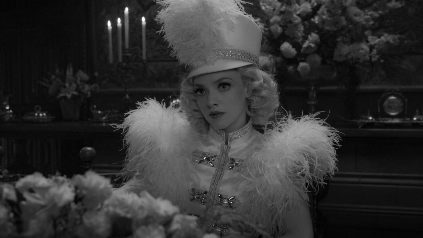 Mank Amanda Seyfried als Marion Davies