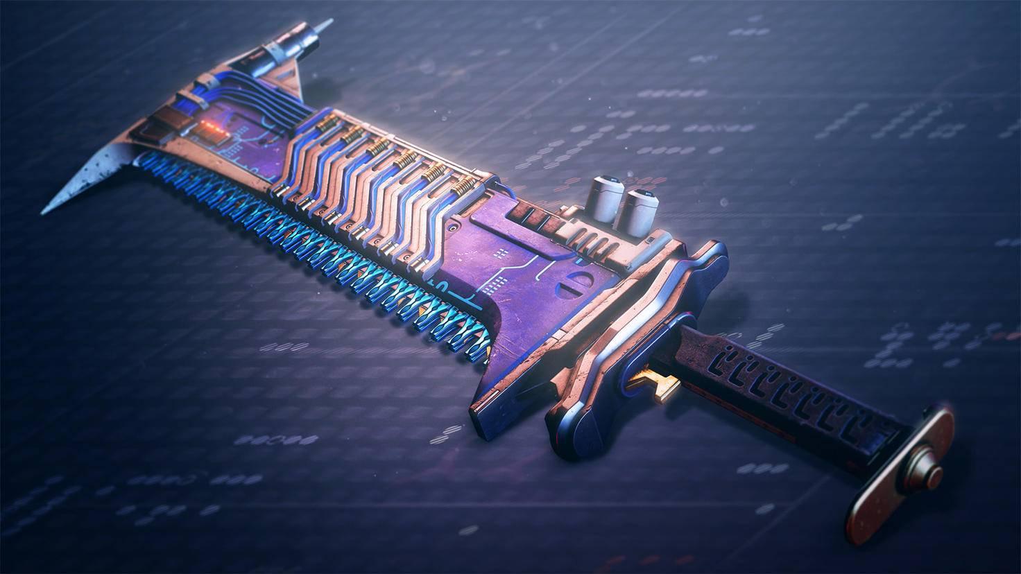 Destiny 2 Schwert die Klage