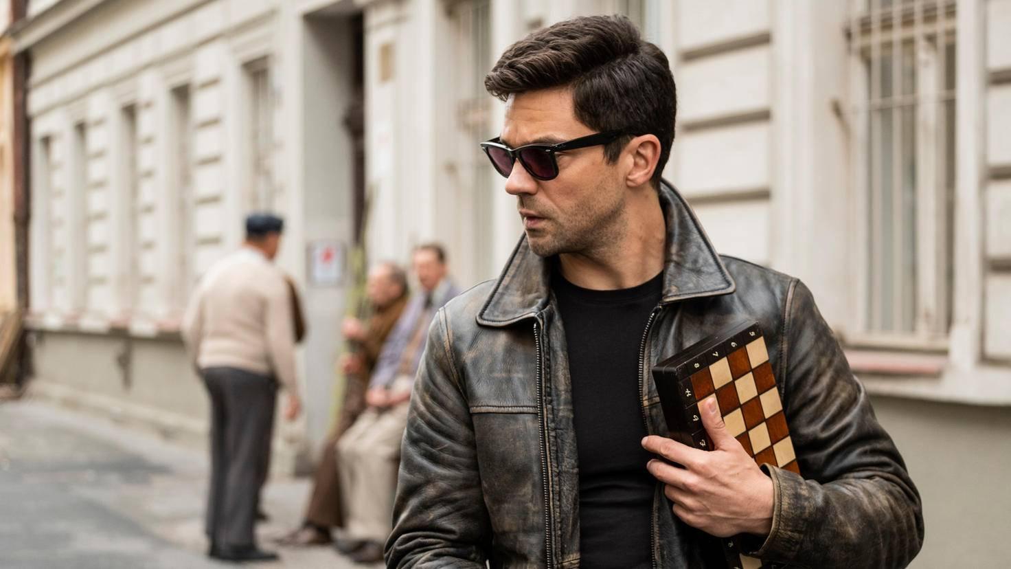spy city dominic cooper